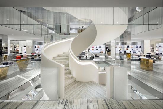 时尚界引领者天猫国际Barneys New York海外旗舰店开业